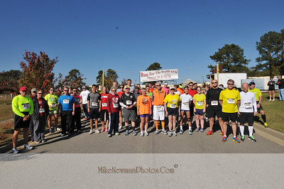 Taylor Memorial Foundation Run for the Health of It