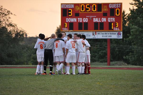 2011 AHS soccer