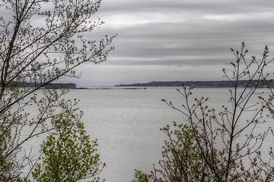 Day 10 - Portland, ME: Mackworth Island