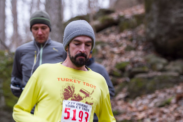 ORRRC Winter Solstice 10 Mile Trail Race - December 20, 2014