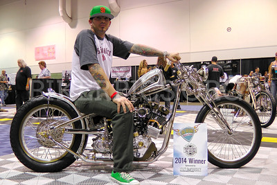 2014 ARTISTRY IN IRON BUIDERS, CROWDS, AND CEREMONY