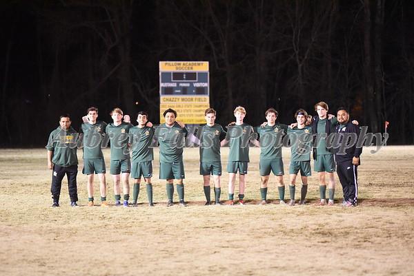 2019-20 PA Men's Soccer