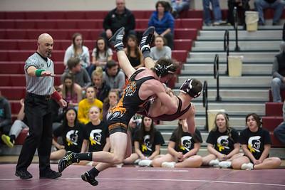 012517 Erie v Windsor Wrestling