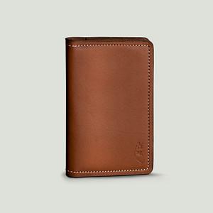Wolf Passport Brown