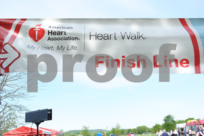 Central Arkansas Heart Walk