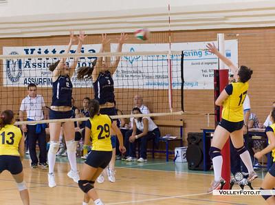 07.06.12 Perugia - Bastia [finale 1a divisione femmilie]