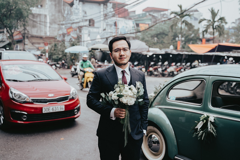 Wedding in JWMarriott Ha Noi
