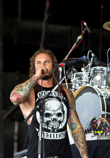 As I Lay Dying July 20, 2012