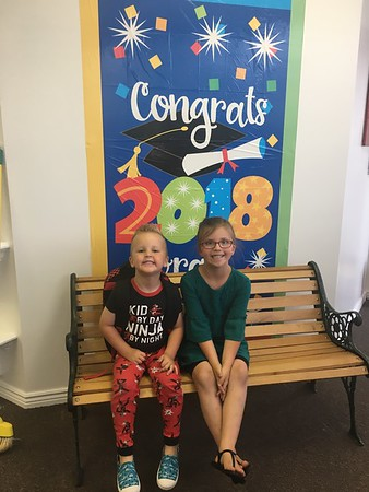 Nixon first & last day of preschool [17-18]