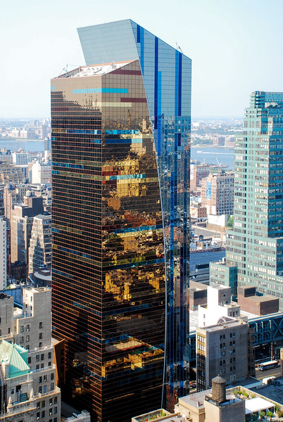 View from Mariott Times Square