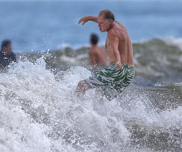 Ocean City, NJ Surfing-September 2012