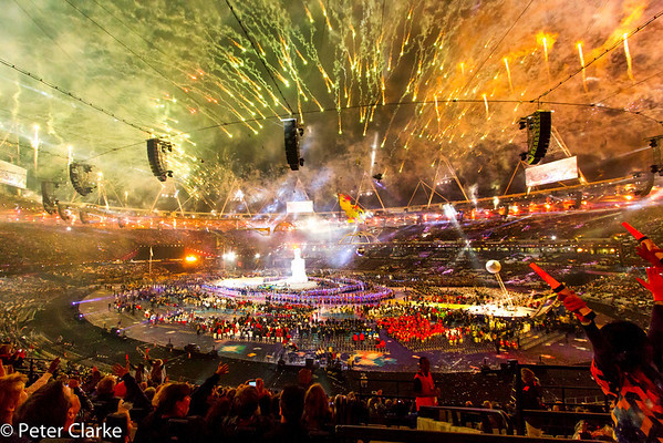 London, 2012 Summer Paralympics