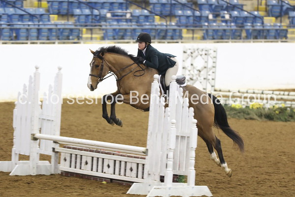 2019 House Mountain Spring Horse Show -- Saturday -- Coliseum & East Complex