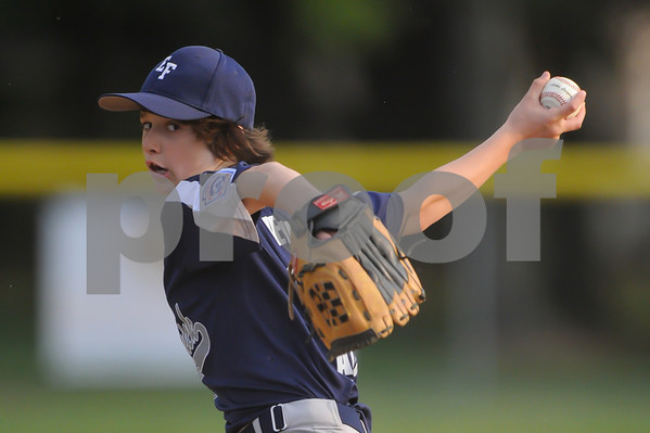 Allstate vs RF Kline, East Frederick Little League