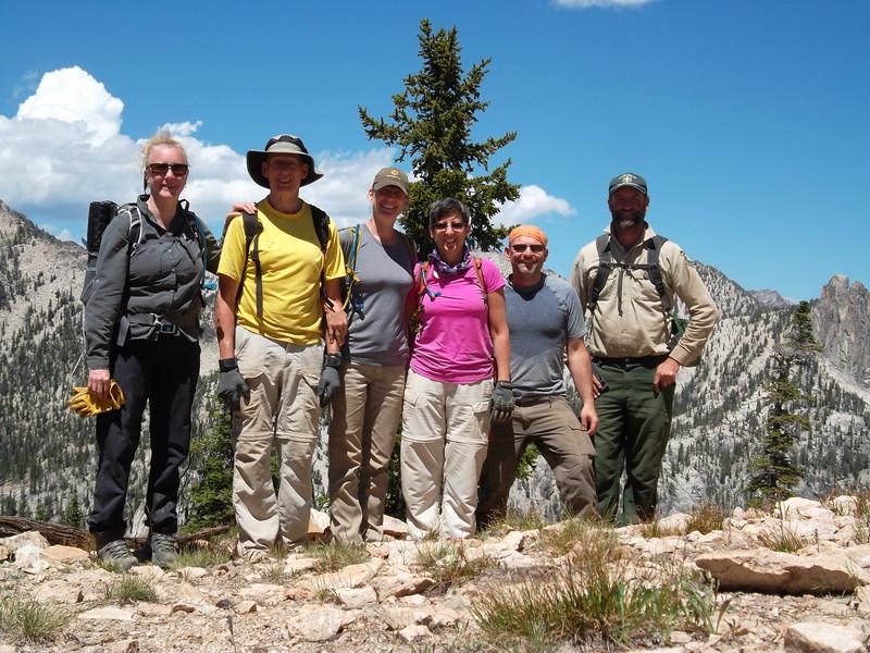 Wilderness Volunteers 07252016_Bighorn Crags_43.JPG