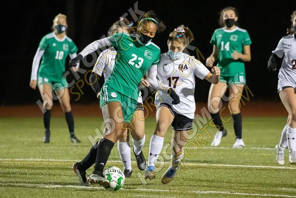 Canton-Oliver Ames Girls Soccer - 11-19-20