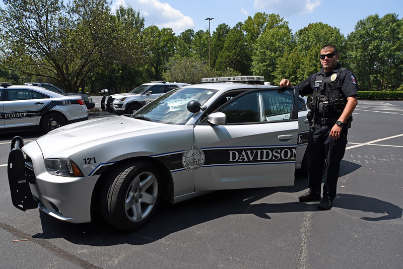 Davidson Police Officer Quinones