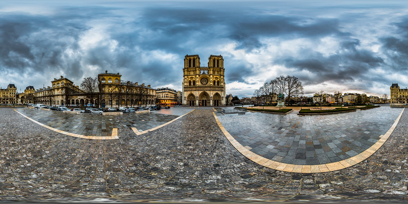 Notre Dame Cathedral - Notre Dame Place