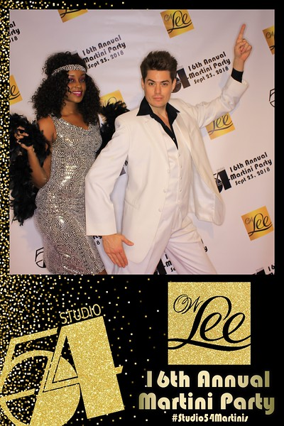 """OW Lee """"16th Annual Martini Party 2018"""""""