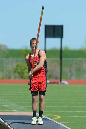 District T&F May 5, 2013