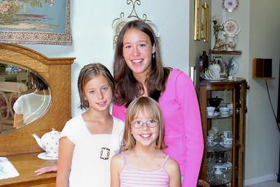 Krueger--visiting Mary Ellen and Family 9-16-06