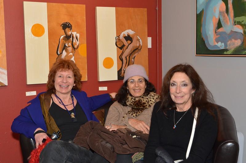 Christina Gerber, Nurit Baruch and Erica Zweig.jpg
