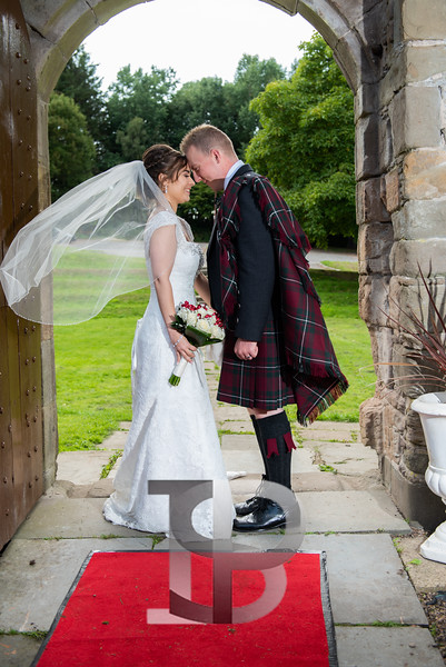 Christina and Alex - Mains Castle Dundee