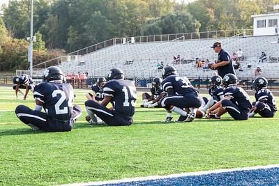 2015-09-04 -- Twinsburg Varsity Football vs Solon Varsity Football