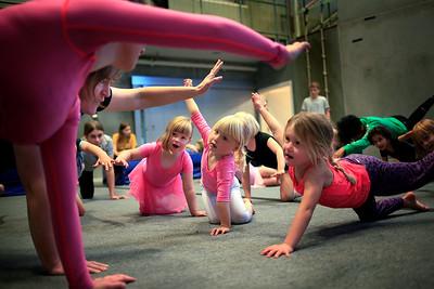 DGI Aarhus spring børn