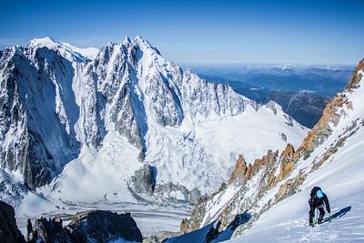 08 15 Climbing week around Chamonix