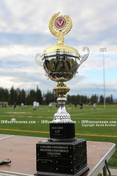 Red Lion Challenge Trophy