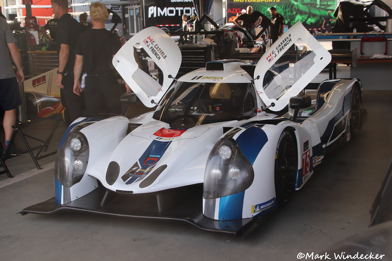 Performance Tech Motorsports Ligier JS P3