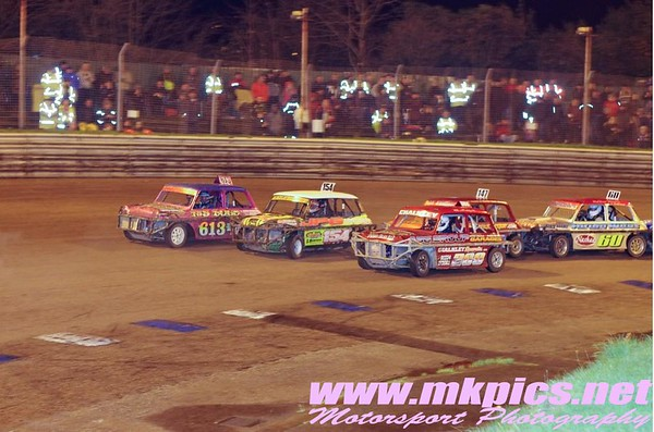 National Mini Stox - BriSCA Gala Night