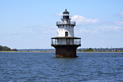 Hog Island Shoal Lighthouse, Rhode Island