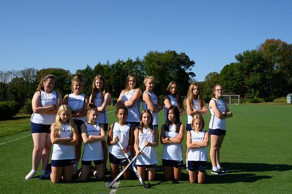 Girls Field Hockey Team Photo