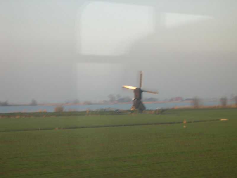 Friesland windmill