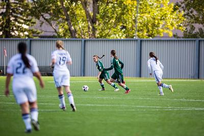 CMU Women's Soccer 2016