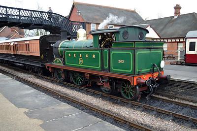 Bluebell Railway Stocklist