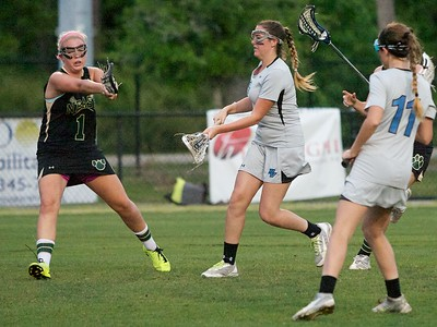 Ponte Vedra vs Nease Glax District Title 4-17-13