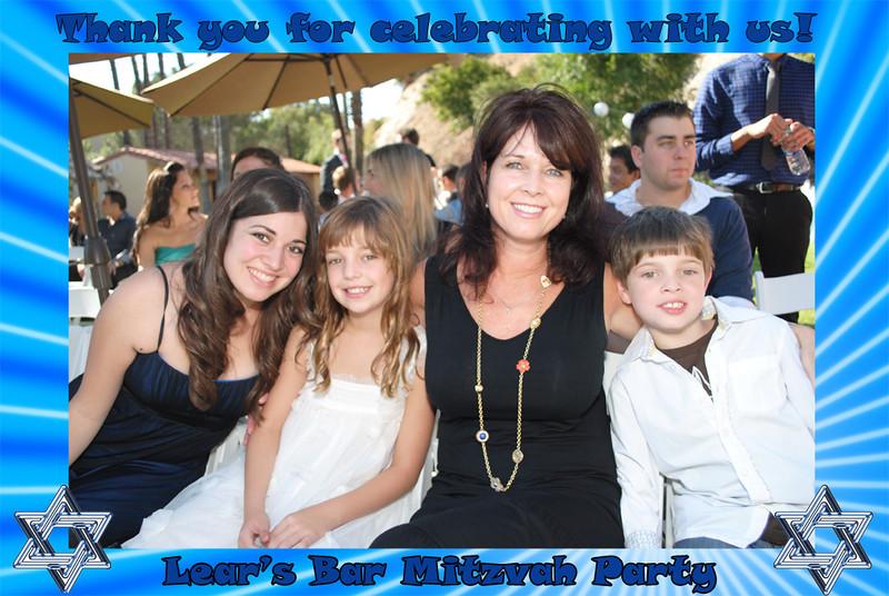 mitzvah magnet frame-blue & white.jpg