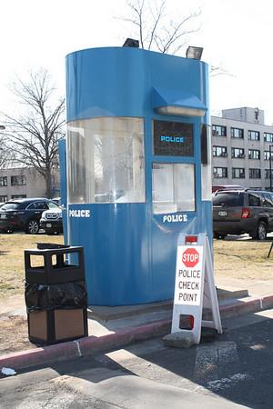 BROOKLYN - MARCH 13: V.A.M.C. NYHHC Brooklyn Bravo 1 Booth