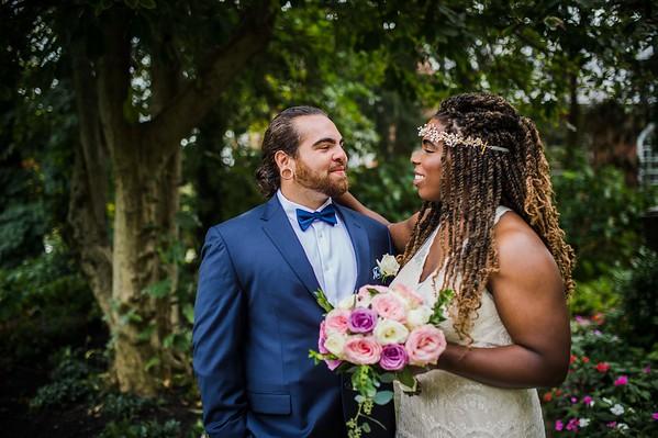 Ariel & Vanessa - Intimate Wedding