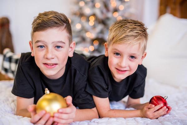 Harris: Christmas PJs