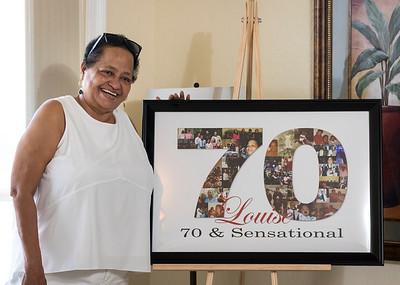 Louise 70th Life Celebration