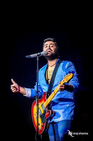 Arijit Singh Concert 2016