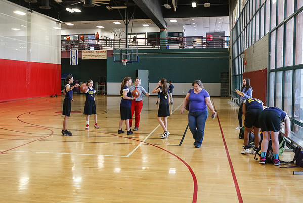 2014 Middle School Girls Basketball