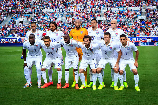 06/07/2014 - USA vs. Nigeria World Cup Sendoff