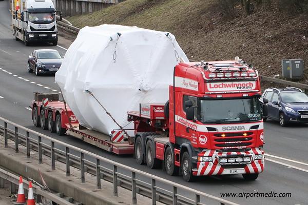 Lochwinnoch Motors Heavy Haulage
