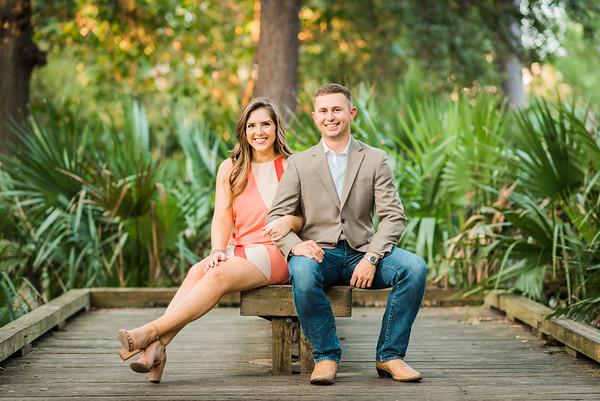 Megan & Zach's Engagement Portraits