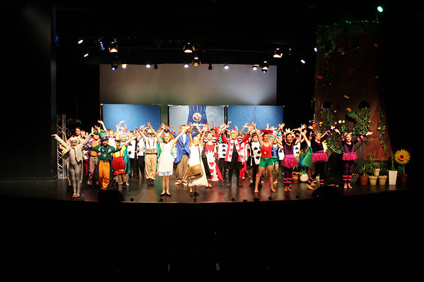 ALICE IN WONDERLAND | Northern School of Performing Arts